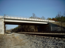 SC 198 Over Norfolk Southern